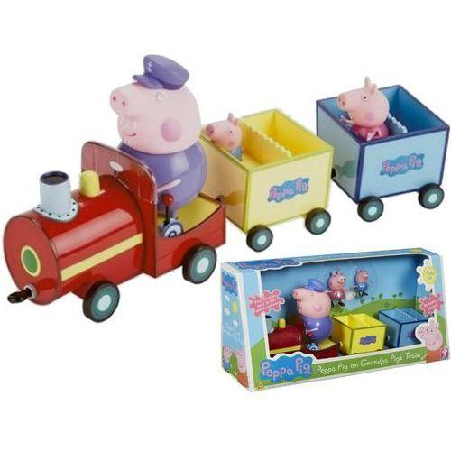 Peppa pociąg marki Tm toys