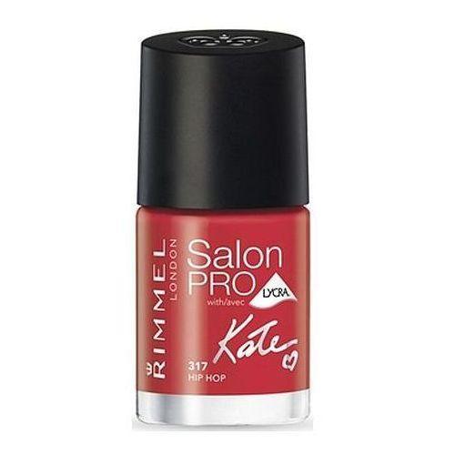 Rimmel  kate salon pro nail polish - angel wing (3614220763576)