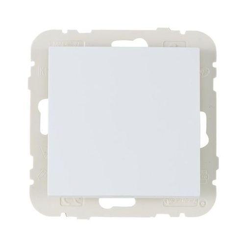 Efapel Włącznik krzyżowy logus 90 biały (5603011637644)