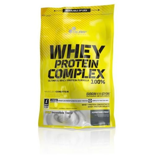 Białko whey protein complex 100% solony karmel wpc wpi-cfm 700g 57007 marki Olimp sport nutrition