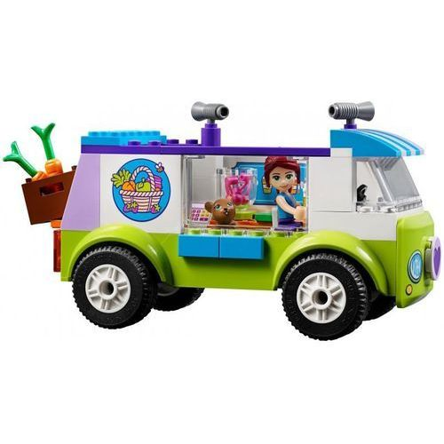 10749 TARG EKOLOGICZNY MII (Mia's Organic Food Market) - KLOCKI LEGO JUNIORS