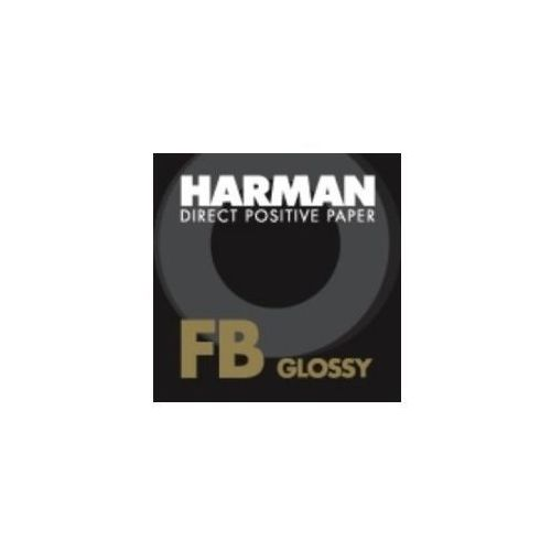 "Harman direct positive fb 5x7""/25 błysk marki Ilford"