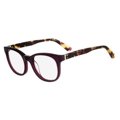 Calvin klein Okulary korekcyjne  ck7990 501