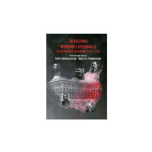 Za kulisami wywiadu i dyplomacji - Dostawa Gratis, szczegóły zobacz w sklepie (488 str.)