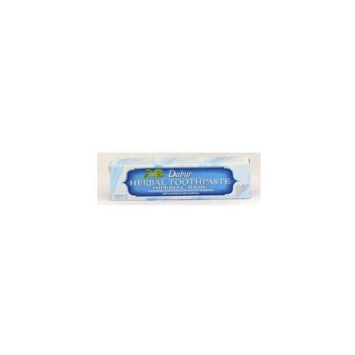 Dabur Pasta do zębów bez fluoru z tulsi (bazylią) 100g