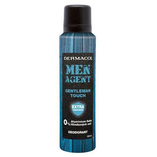 Dermacol men agent gentleman touch dezodorant 150 ml dla mężczyzn