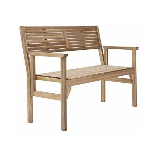 Ławka ogrodowa SOLIS drewniana składana NATERIAL