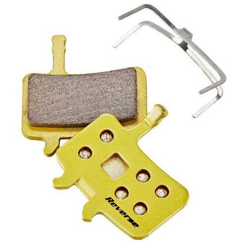 Reverse Avid Juicy 3/5/7/BB7 Klocek hamulcowy gesintert żółty Klocki do hamulców tarczowych (4717480152537)