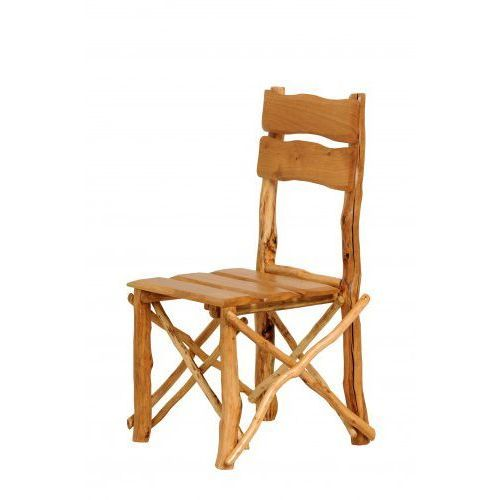 Krzesło gałązkowe dębowe rustica marki Konar meble kolbudy