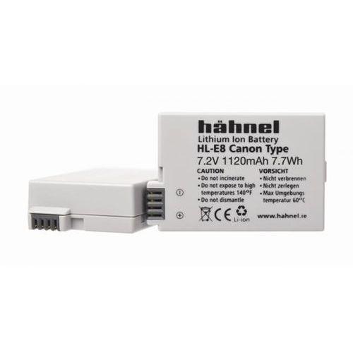 Hahnel  hl-e8 (odpowiednik canon lp-e8) (5099113601773)
