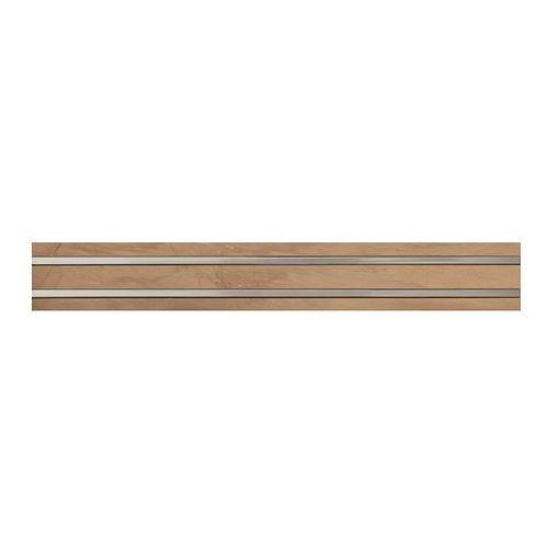 Listwa terra 10,5 x 75 cm brązowy marki Ceramika color