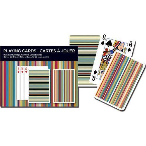 Karty Piatnik 2 talie - Pasy (9001890261138)