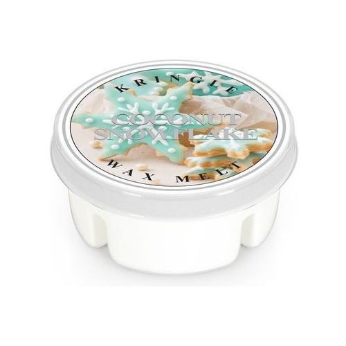 Cocout SnowFlake wosk Kringle Candle Kokosowe Gwiazdki -1,25oz, 35g