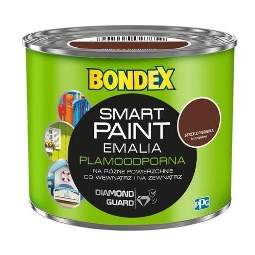 Emalia akrylowa Bondex Smart Paint serce z piernika 0 5 l