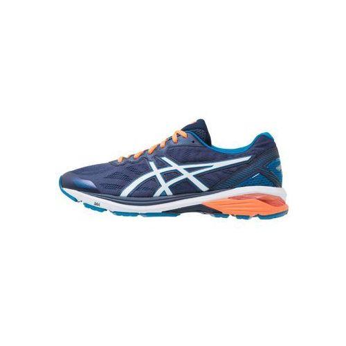 ASICS GT1000 5 Obuwie do biegania Stabilność indigo blue/snow/hot orange (8718833812425)