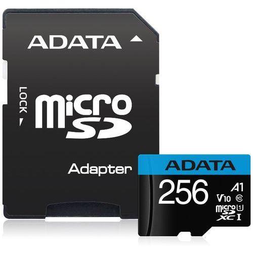 Karta pamięci ADATA microSDXC 256GB Premier