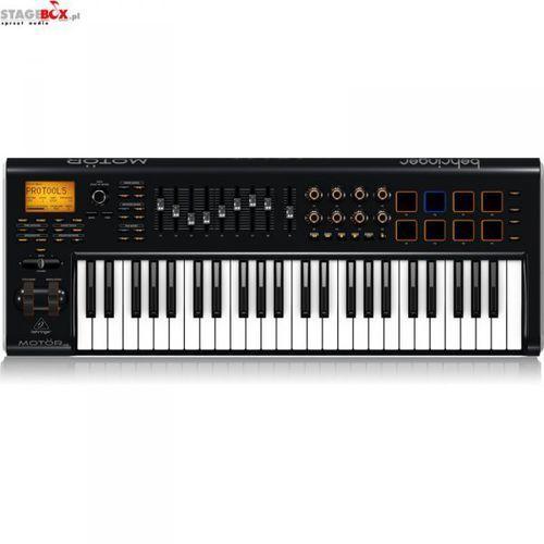Behringer Motör 49 - klawiatura sterująca USB/MIDI