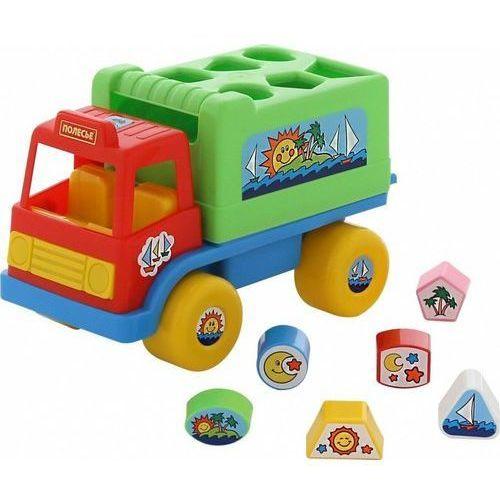 Sorter kształtów Ciężarówka Zabawa, 5_633609
