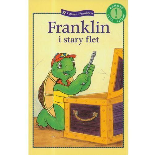 Czytamy z Franklinem. Franklin i stary flet, oprawa miękka