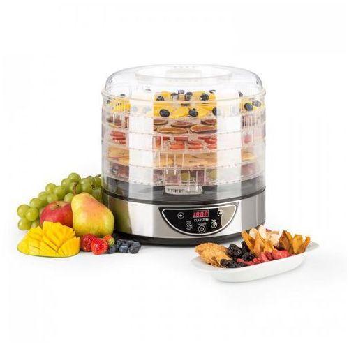 Fruitower D suszarka do owoców i warzyw timer 5 poziomów stal szlachet