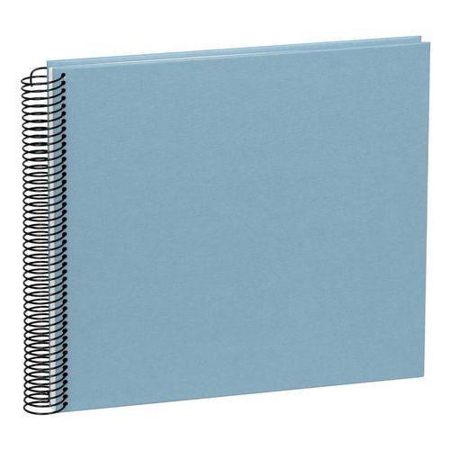 Album na zdjęcia Uni Economy białe karty średni błękitny, 352951