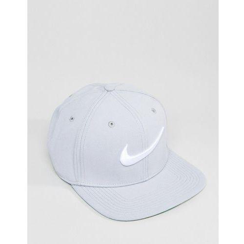 Nike Swoosh Snapback In Grey 639534-014 - Grey, kup u jednego z partnerów