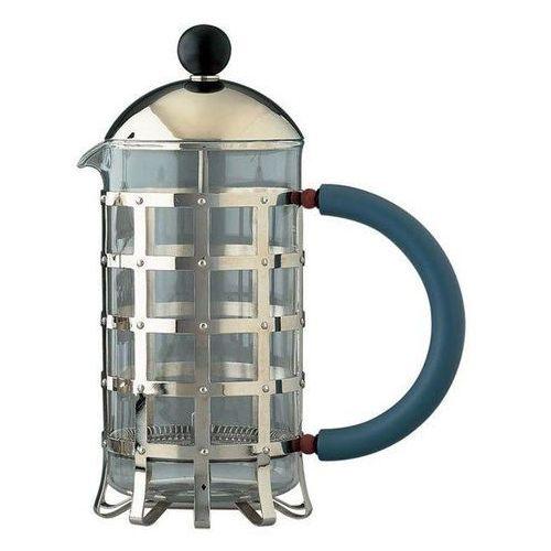 Zaparzacz do kawy MGPF niebieski uchwyt 720 ml
