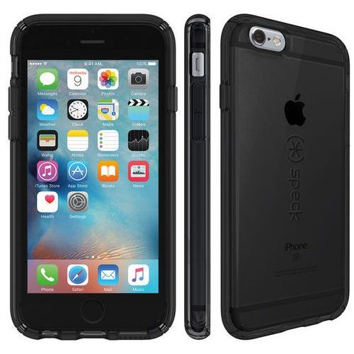 Speck candyshell clear etui obudowa iphone 6s plus / 6 plus (onyx black)