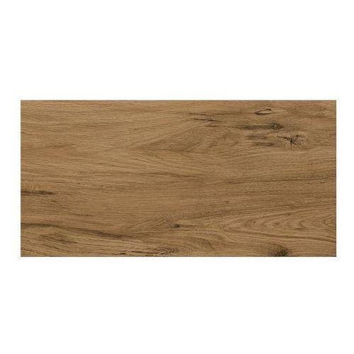 Gres Ashville Cersanit 29,7 x 59,8 cm brązowy 1,6 m2