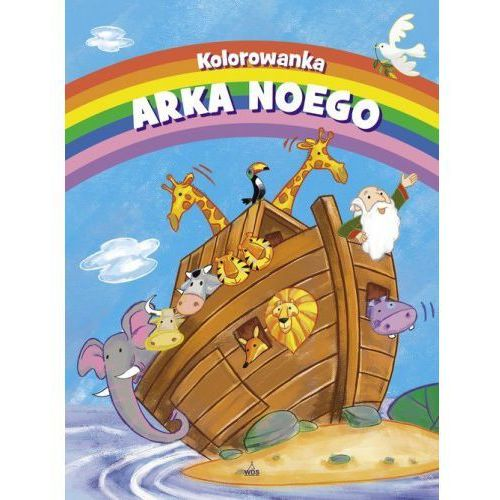 Kolorowanka. Arka Noego - Praca zbiorowa, 94789401922KS (10995642)