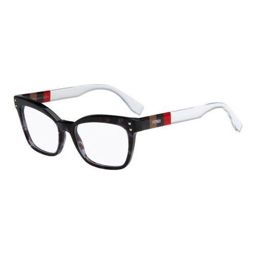 Okulary korekcyjne  ff 0084 pequin e8m od producenta Fendi