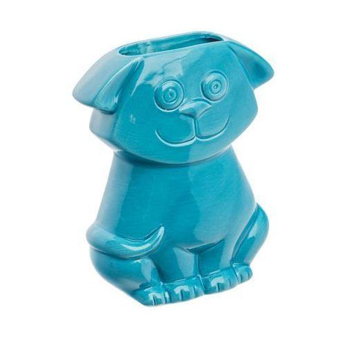 Nawilżacz ceramiczny Pies niebieski Nr 323 (5908230163234)