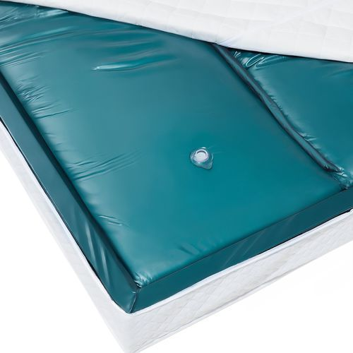 Beliani Materac do łóżka wodnego, dual, 180x200x20cm, pełne tłumienie