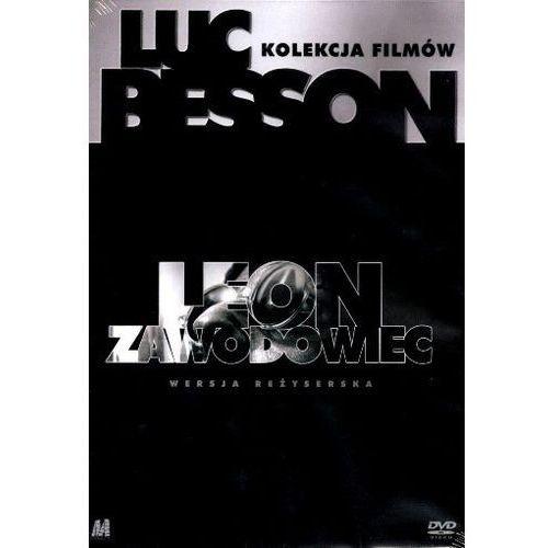 Leon Zawodowiec (wersja reżyserska) DVD (5907561120602). Najniższe ceny, najlepsze promocje w sklepach, opinie.