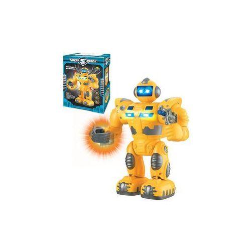Robot na baterie marki Dromader