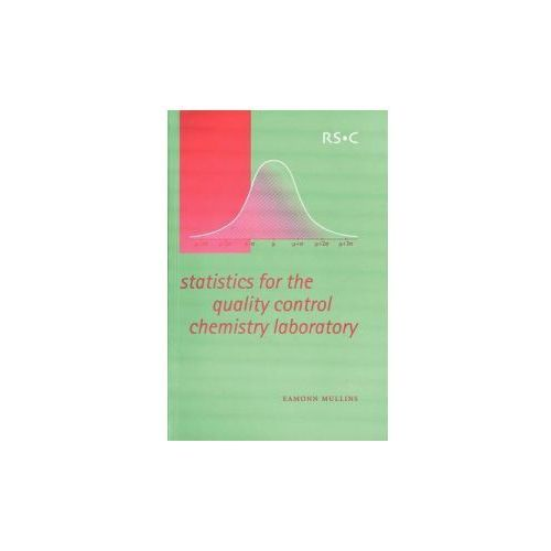 Statistics for the Quality Control Chemistry Laboratory