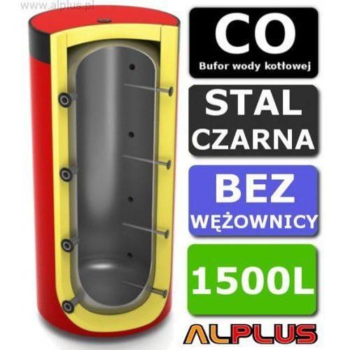 Bufor 1500l bez wężownicy do co - zbiornik buforowy zasobnik akumulacyjny 1500 litrów - wysyłka gratis marki Lemet