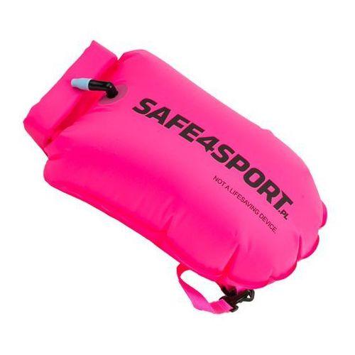 Safe4sport Perfectswimmer + pink dmuchana bojka asekuracyjna (5906874150061)
