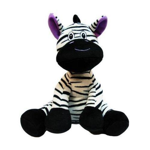 Axiom Zebra mania siedząca 28 cm