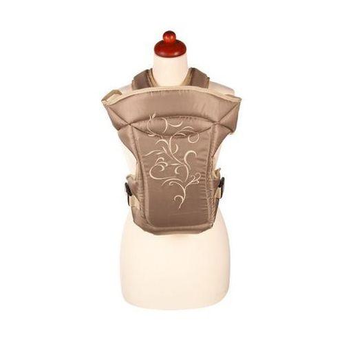 Nosidełko  zaffiro butterfly beżowe marki Womar