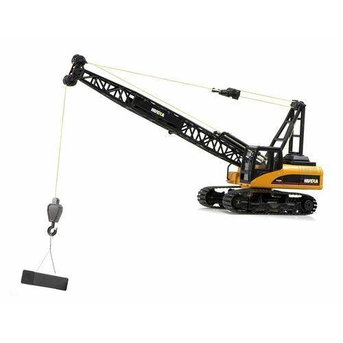 Dźwig RC H-Toys 1572 gąsienice 15CH 2.4Ghz 1:14 (5903039713222)