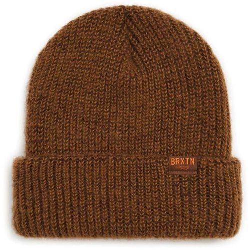 Brixton Czapka zimowa - redmond beanie heather coffee (htcof) rozmiar: os