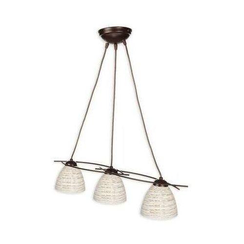 Lemir Robo lampa wisząca 3-punktowa o2143 w3 rw