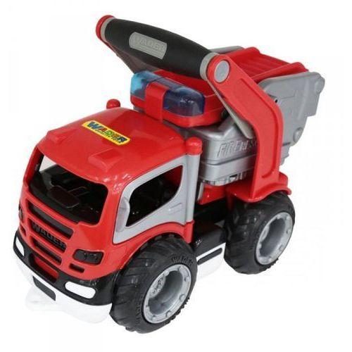 Samochód straż pożarna wader qt griptruck marki Wader quality toys