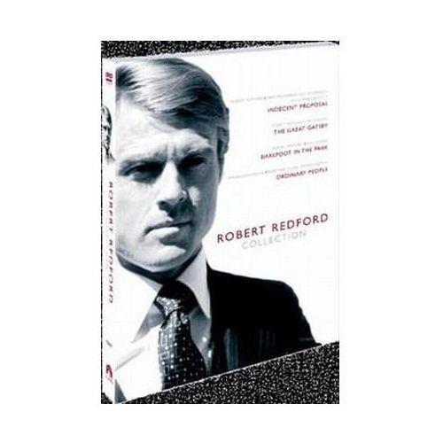 Gwiazdy kina: Robert Redford - Wielki Gatsby, Niemoralna propozycja, Boso w parku ( 3 DVD) - Jack Clayton, Adrian Lyne, Gene Saks