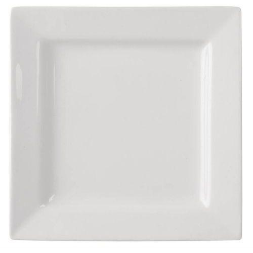 Talerz porcelanowy kwadratowy | różne wymiary marki Lumina fine china
