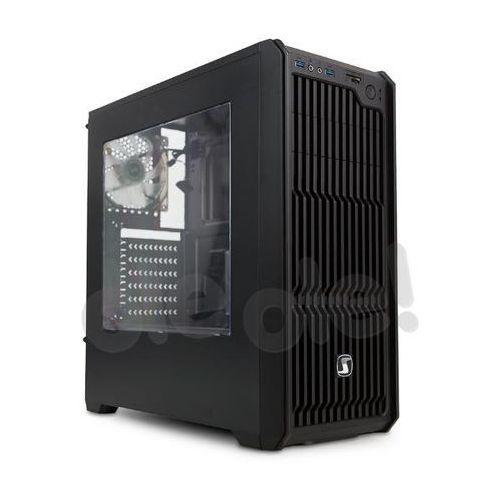 Obudowa SilentiumPC Regnum RG2W Pure Black (SPC162) Szybka dostawa! Darmowy odbiór w 20 miastach! (obudowa komputerowa)