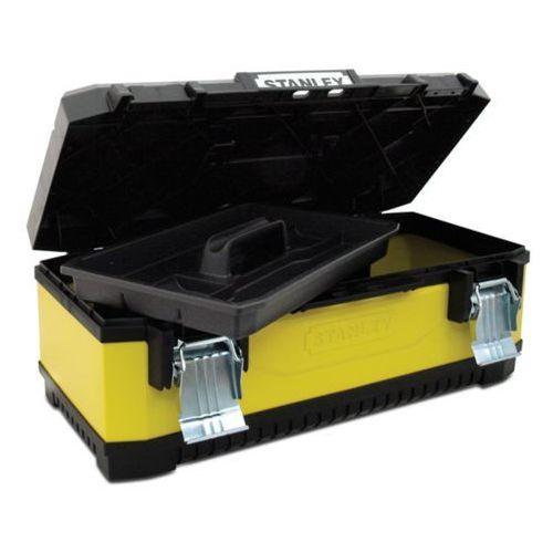 Stanley  skrzynka na narzędzia 26 cali wykonana z metalu i plastiku, kategoria: skrzynki narzędziowe
