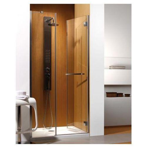 Radaway Carena DWJ drzwi wnękowe jednoskrzydłowe uchylne 100x195 cm 34322-01-01NL lewe Rodzaj drzwi: otwierane
