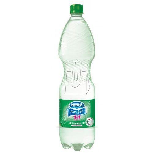 NESTLE Pure Life Aquarel 6x1,5l Woda gazowana źródlana, BP55310